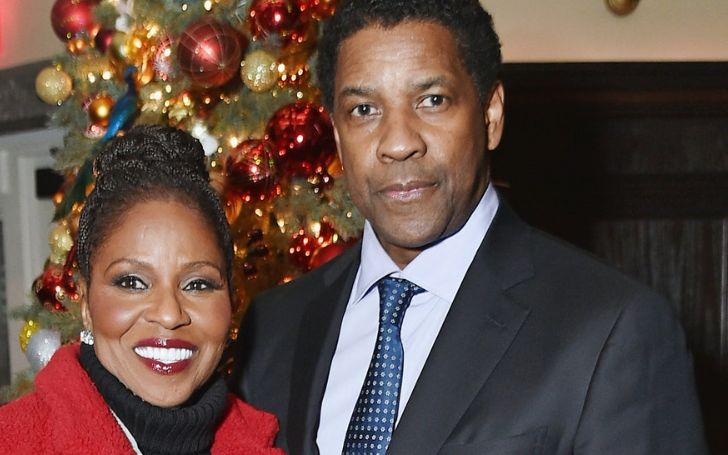 Who Is Actor Denzel Washington's Wife, Pauletta Washington: Her Biography With Age, Height, Children, Movies, Wedding, And Net Worth