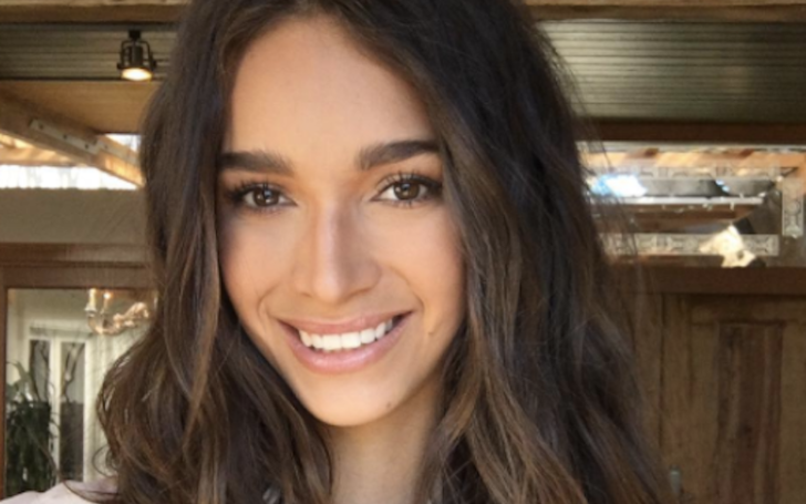 April Love Geary, Bio, Age, Height, Net Worth, Boyfriend, Career