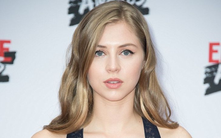 Hermione Corfield Bio, Wiki, Age, Height, Body Measurements, Movies, Net Worth, Siblings, Boyfriend