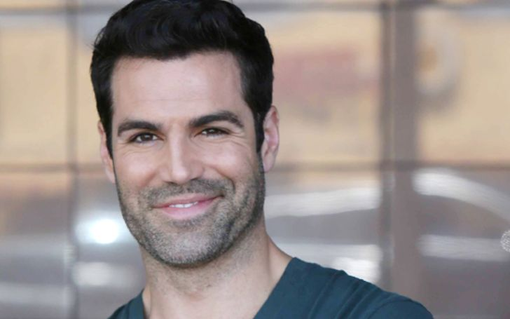 Jordi Vilasuso Bio, Wiki, Age, Height, Net Worth, Married, Wife, Family