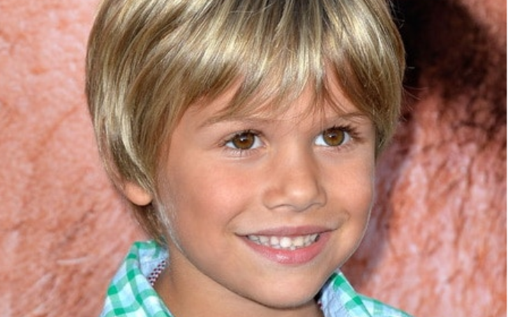 Child Actor Luke Andrew Kruntchev: His Personal Life And Movie Credits
