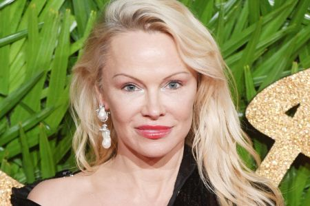 A picture of Pamela Anderson