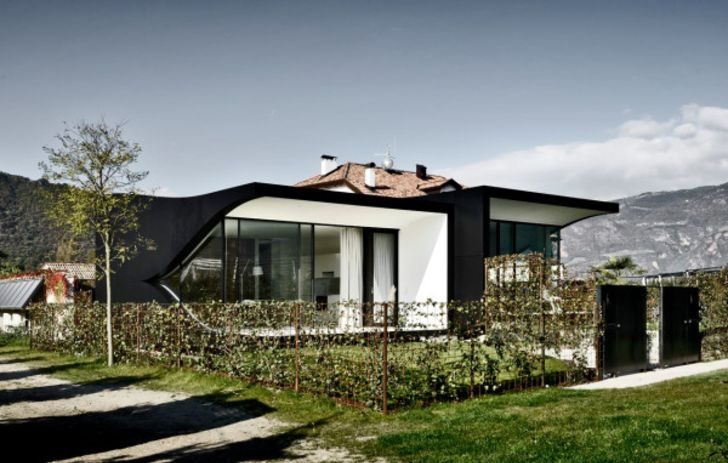 Mirror Houses In Bolzano, Italy Are Considered One Of The Beautiful Homes In the World: Find Out Why?