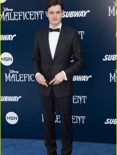 Riley attending Maleficent movie function