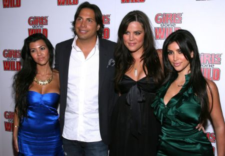 Joe Francis is friends with the Kardashians
