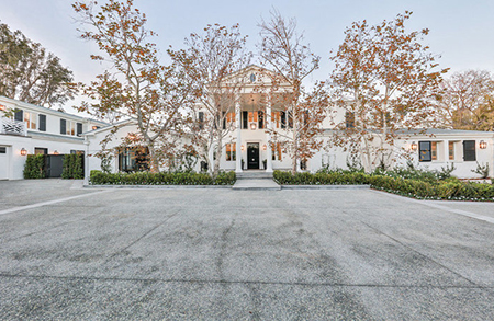 Danny DeVito and Rhea Perlman's Beverly Hills house they sold for $24 million
