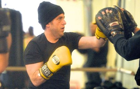 Jonah Hill boxing as a full-body workout