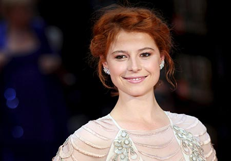 English actress Jessie Buckley