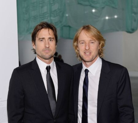 Luke Wilson and Owen Wilson