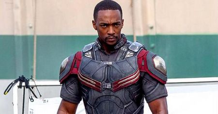 Anthony Mackie as Sam Wilson/Falcon
