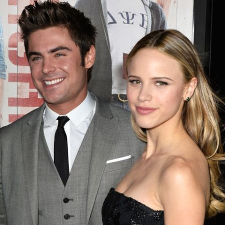 Halston Sage and Efron are dating as of January 2020