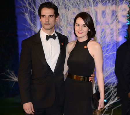 Michelle Dockery and John Dineen