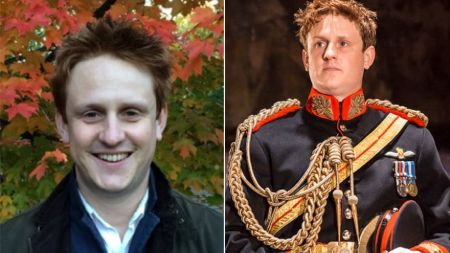 Richard Goulding as Prince Harry