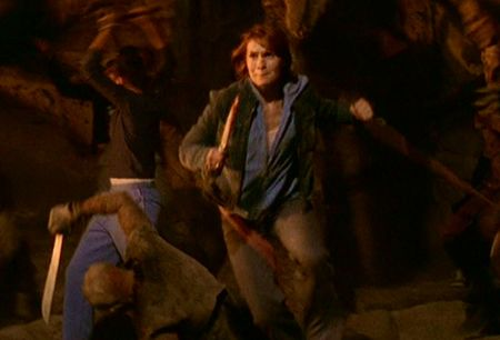 Felicia Day as Vi in Buffy the Vampire Slayer