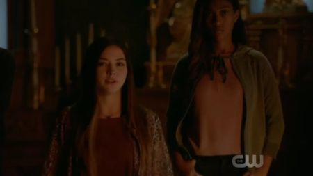 Madelyn Cline as Jessica in The Originals