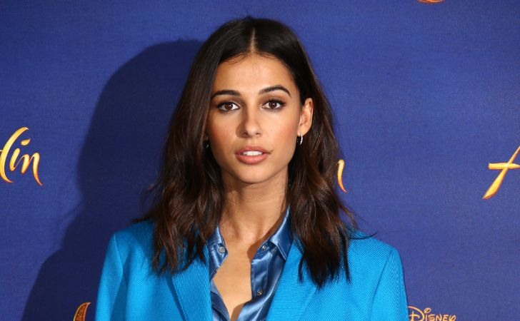 "Who is Jordan Spence's Wife, Naomi Scott, From ""Aladdin"", ""Charlie's Angels"" & ""Anatomy of a Scandal""? Age, Height, Ethnicity, Net Worth"